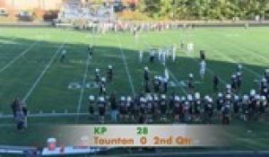 2019 Football: King Philip at Taunton