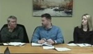 Plainville Finance Committee 11-15-18
