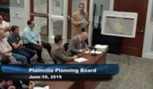 Plainville Planning Board 6-10-19