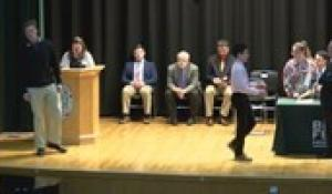 Feehan: Combined Honor Society Induction (3/11/20)