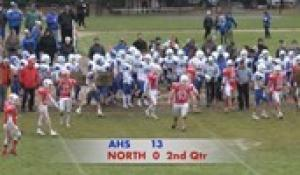 2019 Football: Attleboro at North Thanksgiving Day