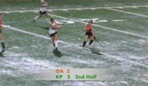 2019 Field Hockey: Oliver Ames at King Philip