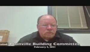 Plainville Building Comm 2-3-21