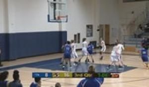 2018-19 Girls' Basketball: Tri-County vs Southeastern