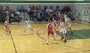 2018-19 Girls' Basketball-North vs. Feehan