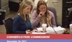 Conservation Commission 12-19-17