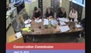 Conservation Commission 4-16-19