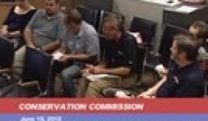 Conservation Commission 6-19-18