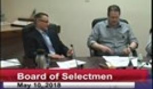 Board of Selectmen 5-10-18
