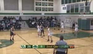 2018-19 Girls' Basketball: Bishop Feehan vs  Bishop Guertin