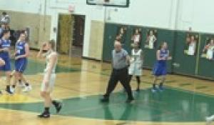 2018-19 Girls' Basketball:King Philip vs Attleboro