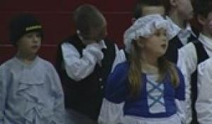 Fifth Anniversary Flashback: Martin School's Colonial Day (4/17/14)