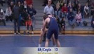 2018-19 Wrestling: Tri-County vs. Bristol Plymouth/Coyle-Cassidy