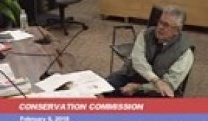 Conservation Commission 2-6-18