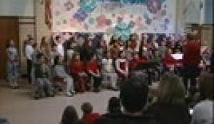 Allen Avenue School: Winter Concert 2009
