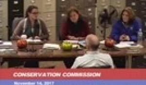 Conservation Commission 11-14-17