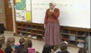 Allen Avenue School: Visit from Plimoth Plantation 2012