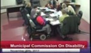 Commission on Disability 11-20-17