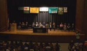 Bishop Feehan: Combined Honor Society Inductions 2019