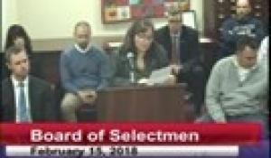 Board of Selectmen 2-15-18