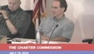 Charter Commission 7-18-18