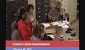 Conservation Commission 2-26-19