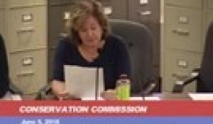 Conservation Commission 6-5-18