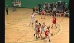 2015 Girls MIAA Basketball: North Attleborough vs. Duxbury