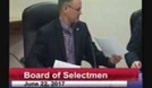 Board of Selectmen 6-22-17