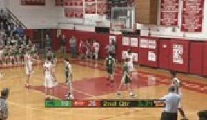 2018-19 Boys' Basketball: North Attleboro vs. Bishop Feehan