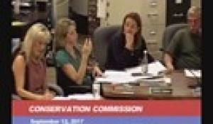 Conservation Commission 9-12-17