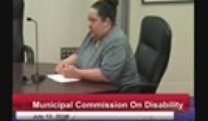 Commission on Disability 7-12-18
