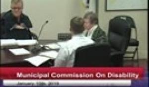 Commission on Disability 1-10-19 Part 1
