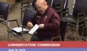 Conservation Commission 4-10-18