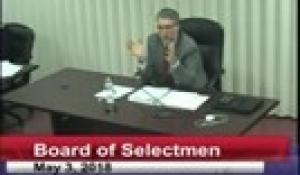 Board of Selectmen 5-3-18