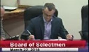 Board of Selectmen 3-22-18