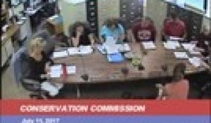 Conservation Commission 7-11-17