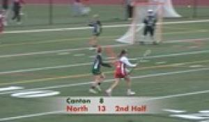 Girls' LAX: Canton at North