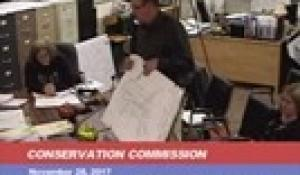 Conservation Commission 11-28-17