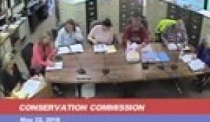 Conservation Commission 5-22-18