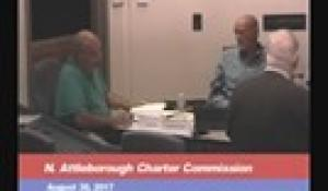 Charter Commission 8-30-17
