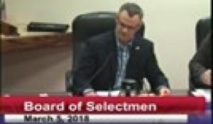 Board of Selectmen 3-5-18